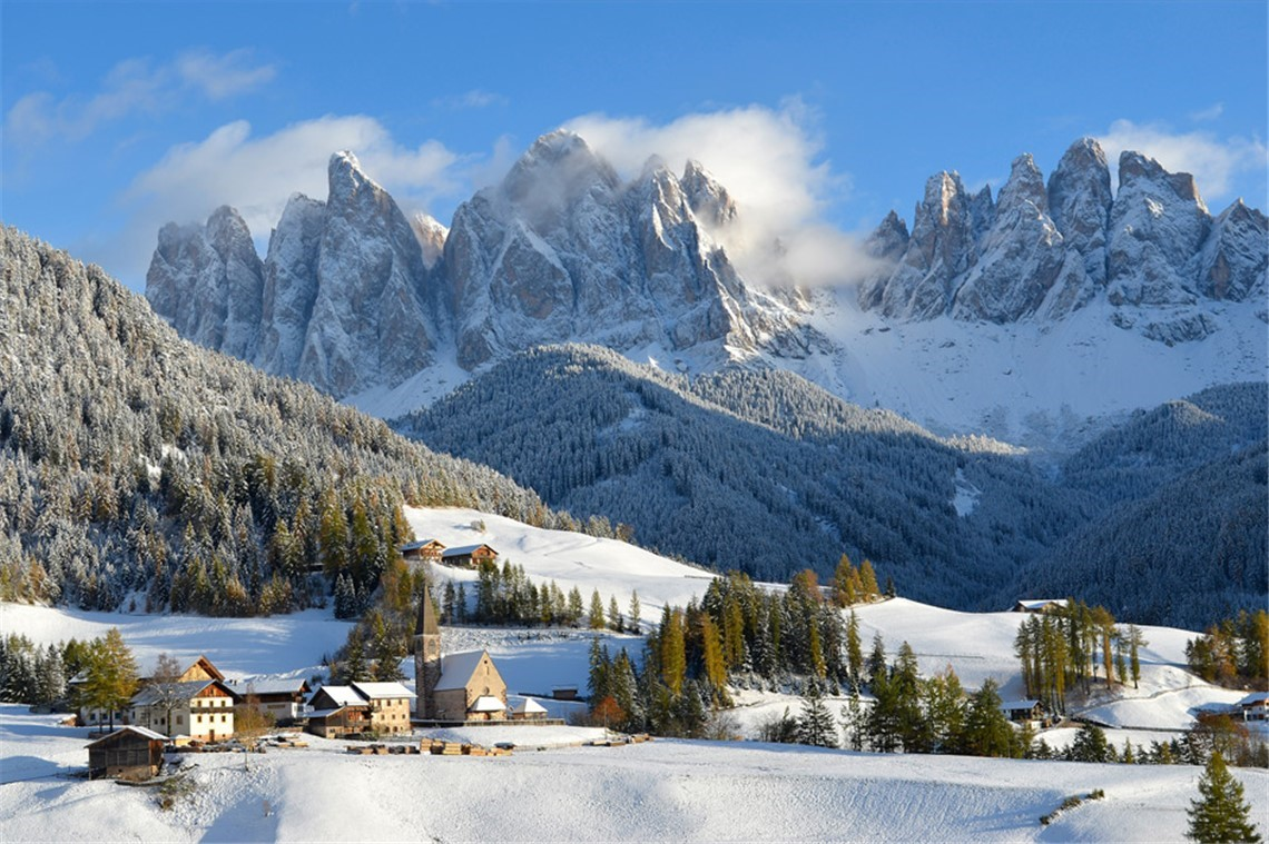Natale in Alto Adige - Tra neve e shopping